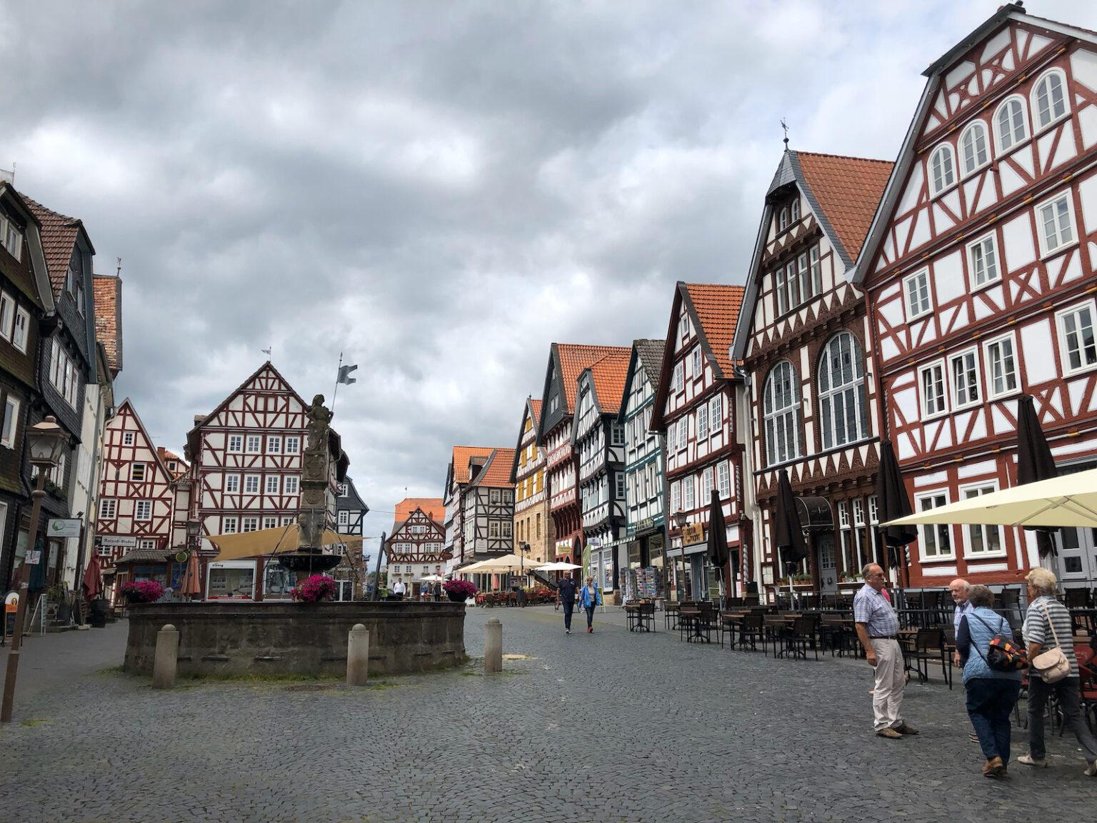 Innenstadt Fritzlar