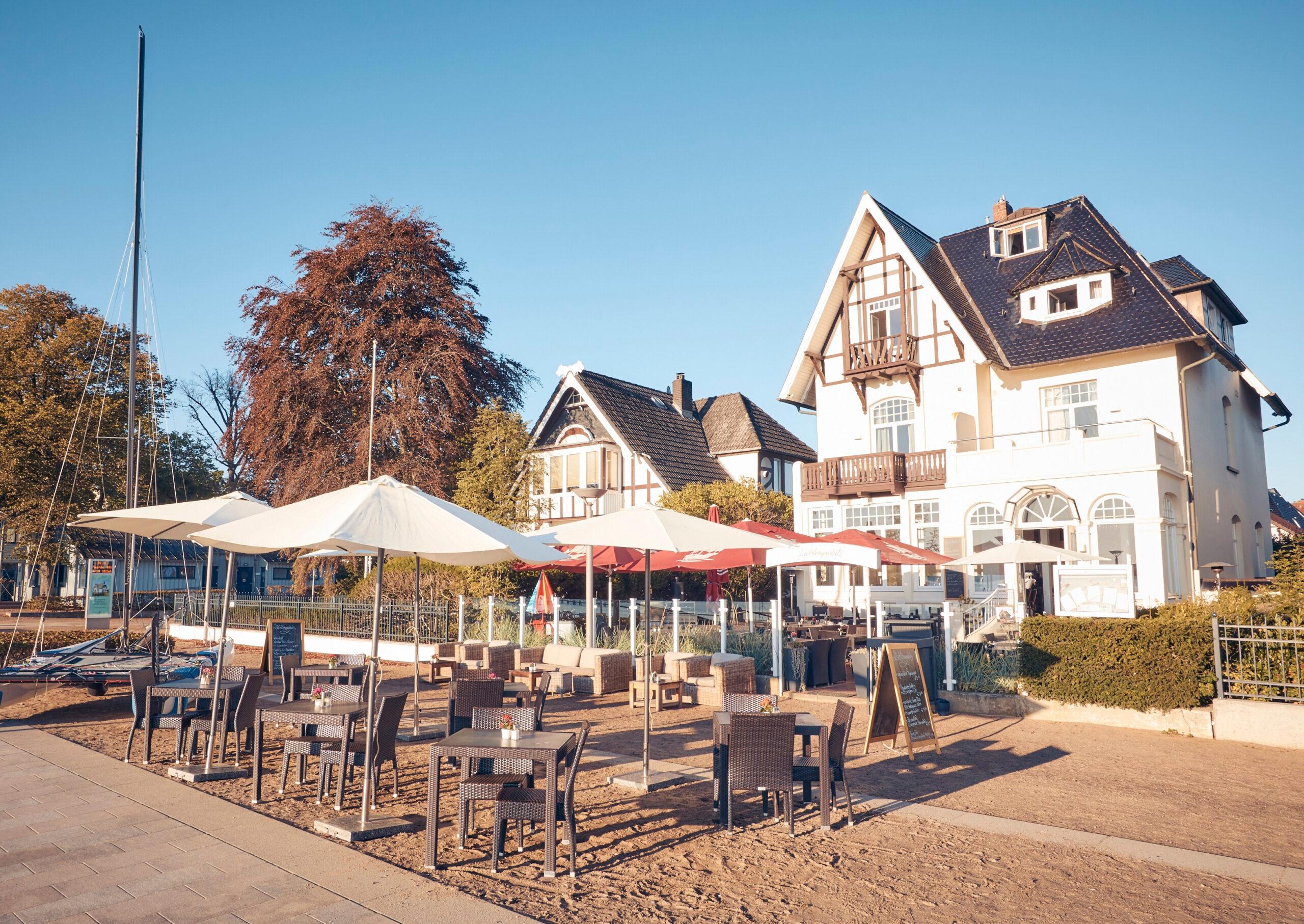 Strandperle Lieblingsplatz Hotel