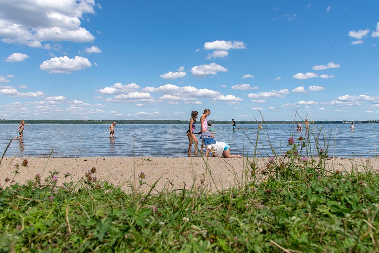 Bungis Ferienhäuser am Grimnitzsee