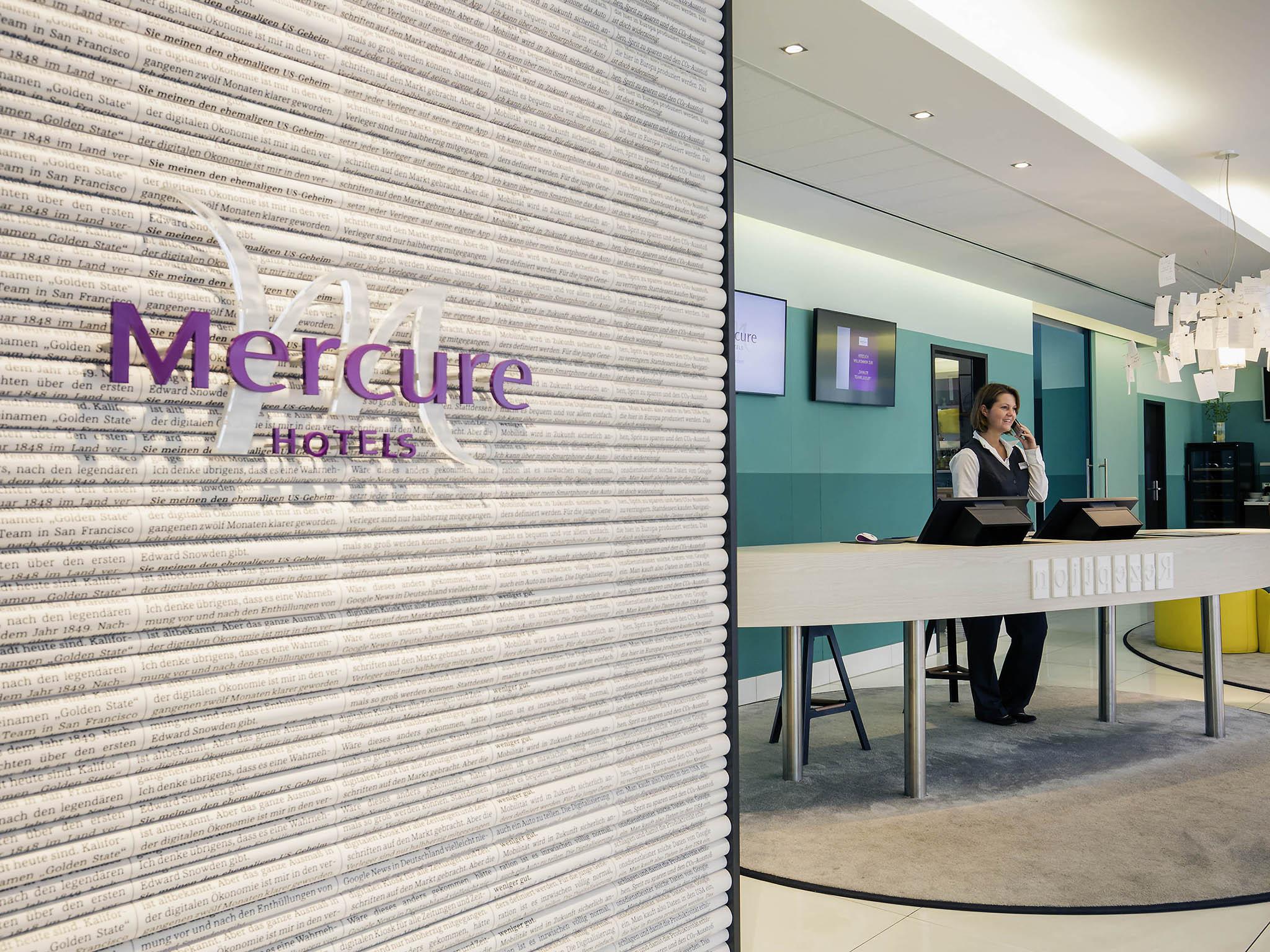 Mercure Hotel München Ost-Messe