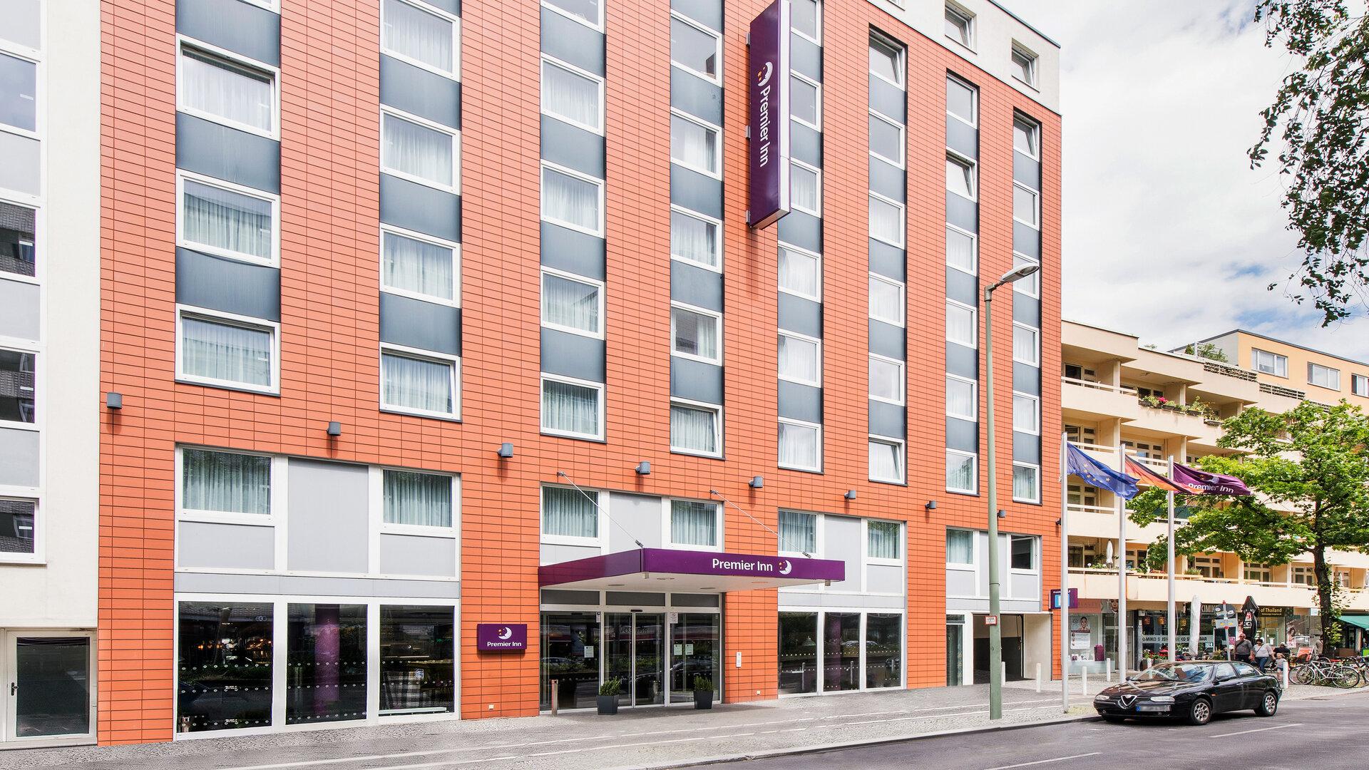 Premier Inn Berlin City (Zentrum) West Hotel