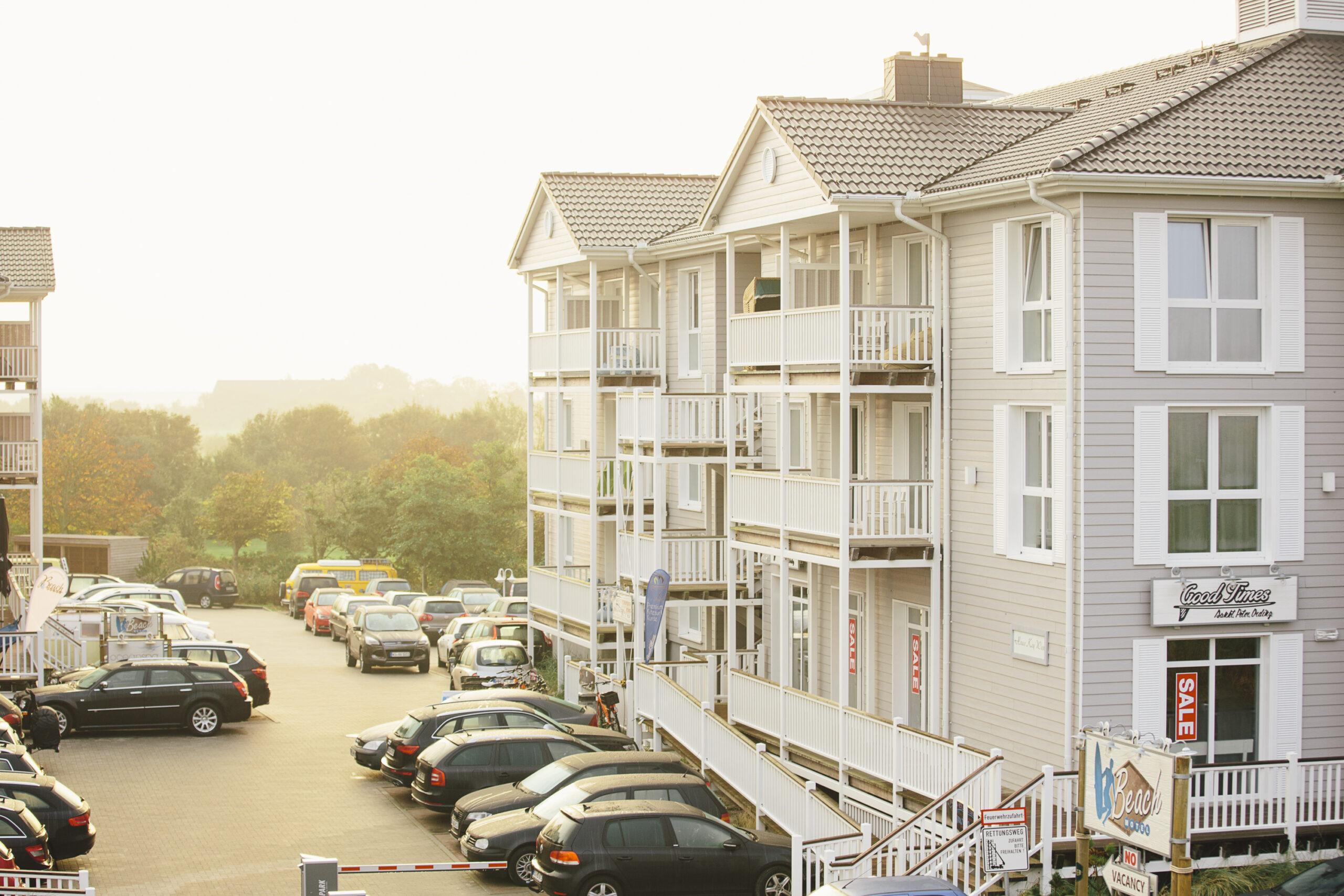 Beach Motel – St. Peter Ording