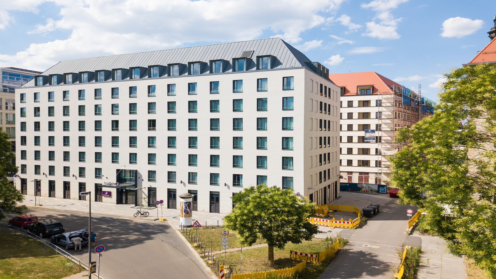 Premier Inn Hotel Dresden City (Zentrum)