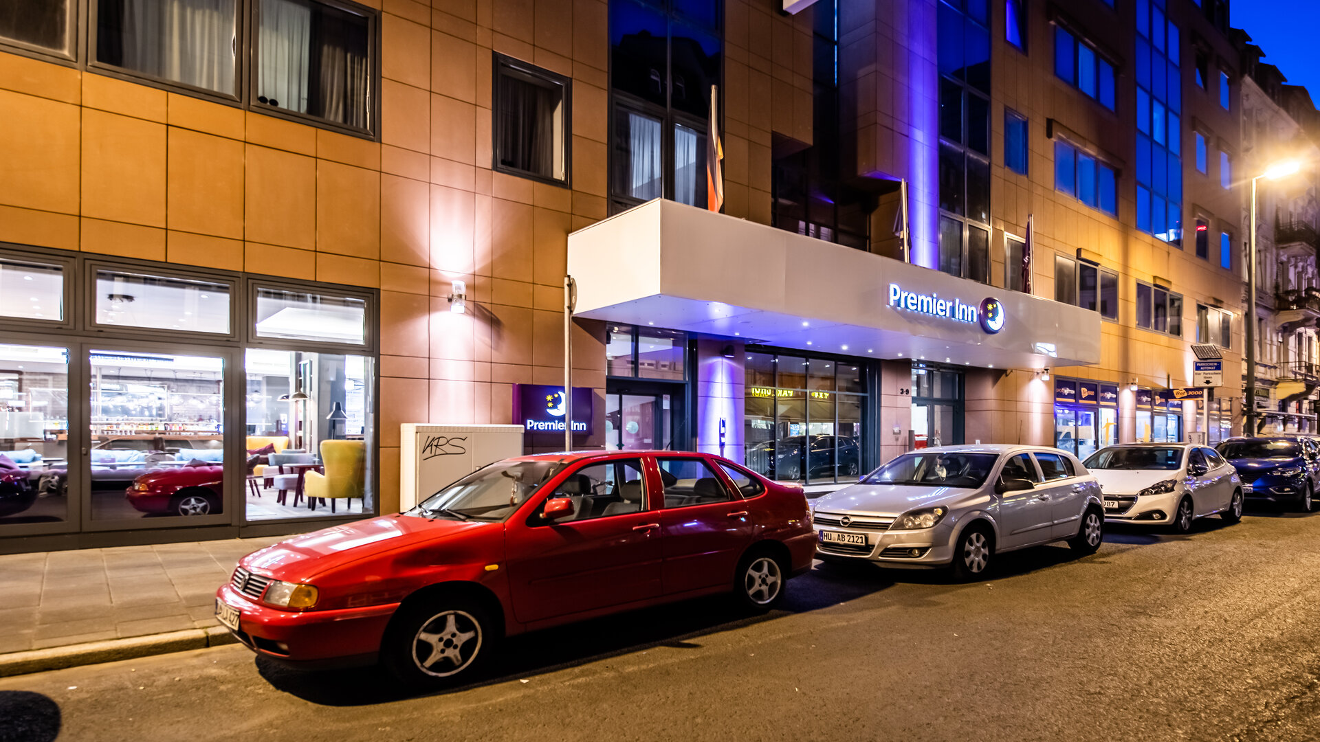 Premier Inn Frankfurt City Hauptbahnhof