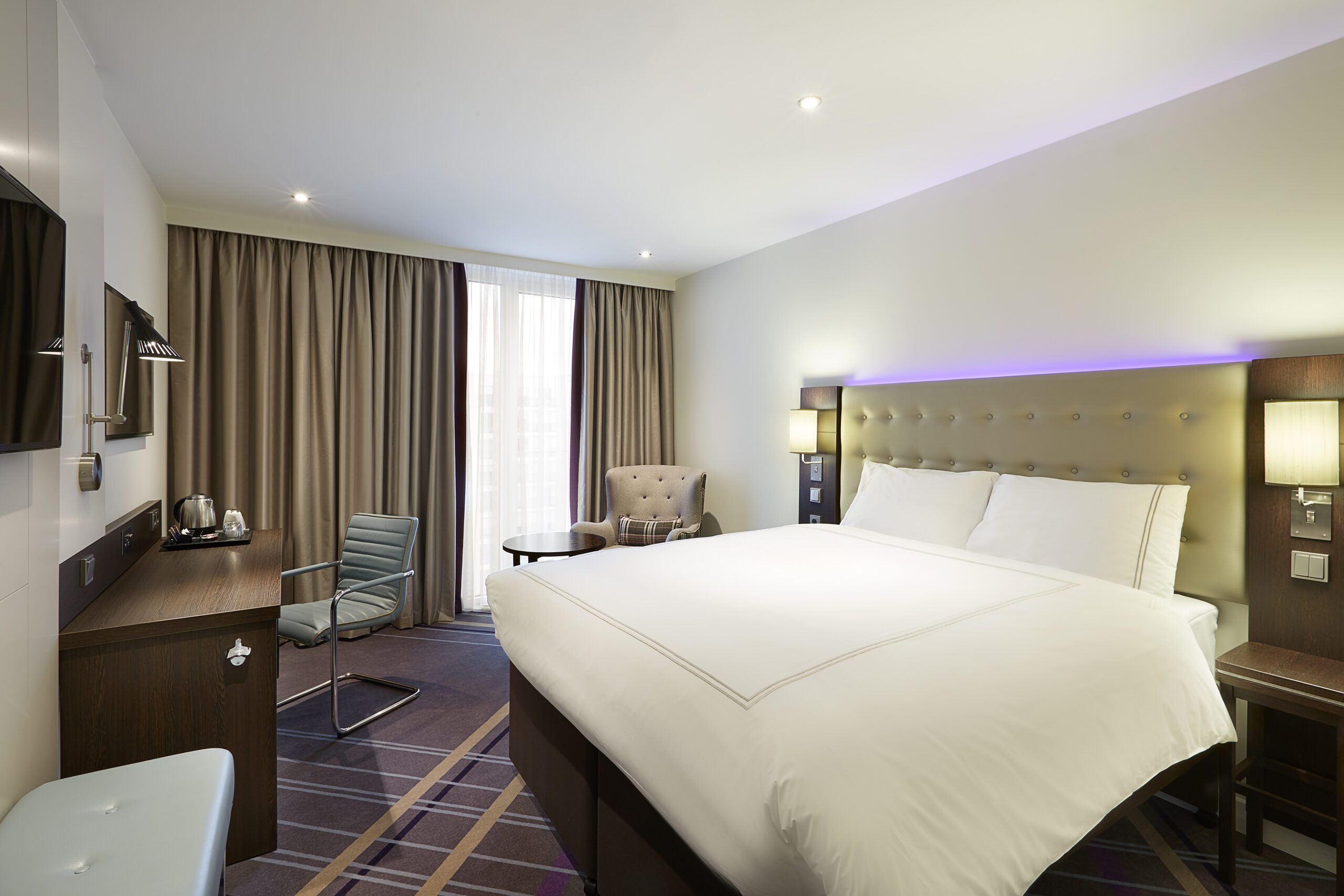 Premier Inn Hamburg City Ost Hotel