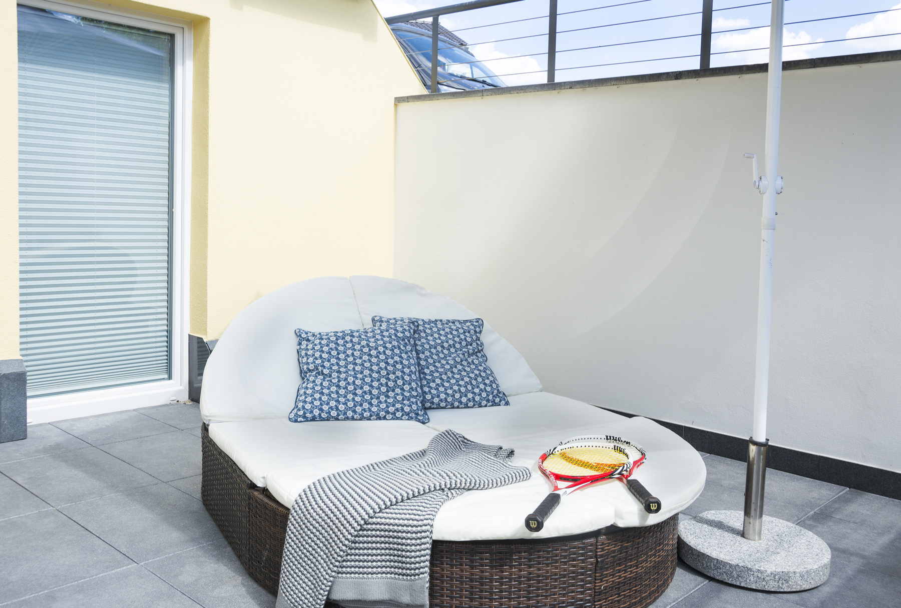 Freie Sicht – Haus am Wattenmeer