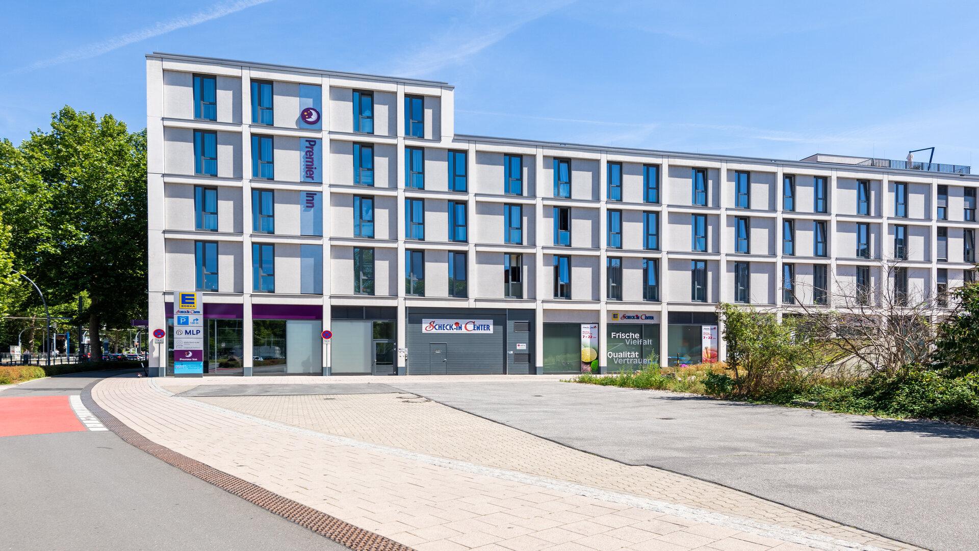 Premier Inn Heidelberg City (Zentrum) Hotel