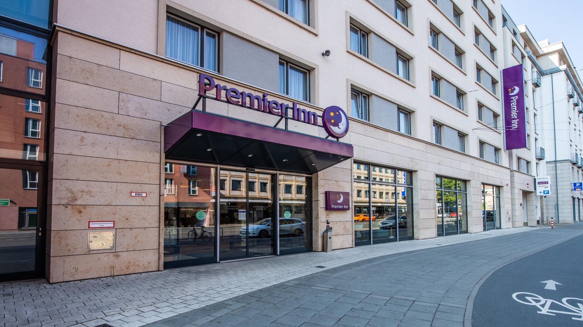 Premier Inn Nürnberg Hauptbahnhof Hotel