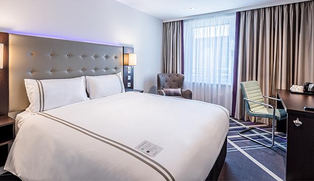 Premier Inn Düsseldorf City Ost Hotel