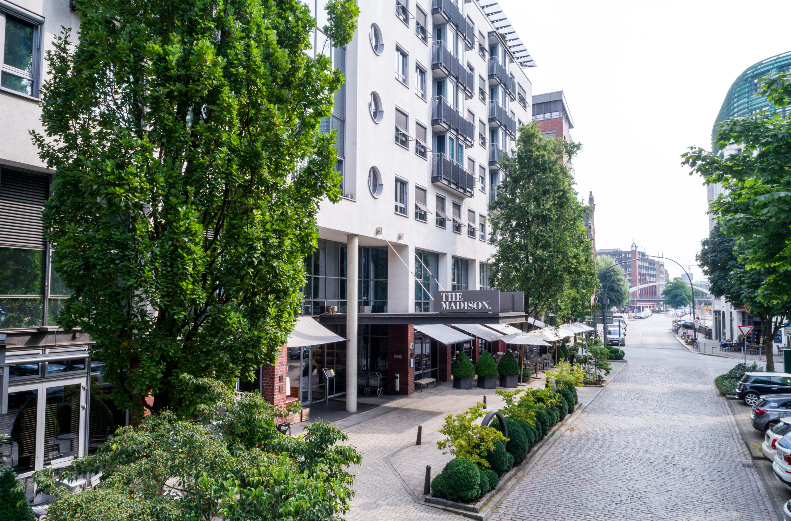 THE MADISON Hotel Hamburg