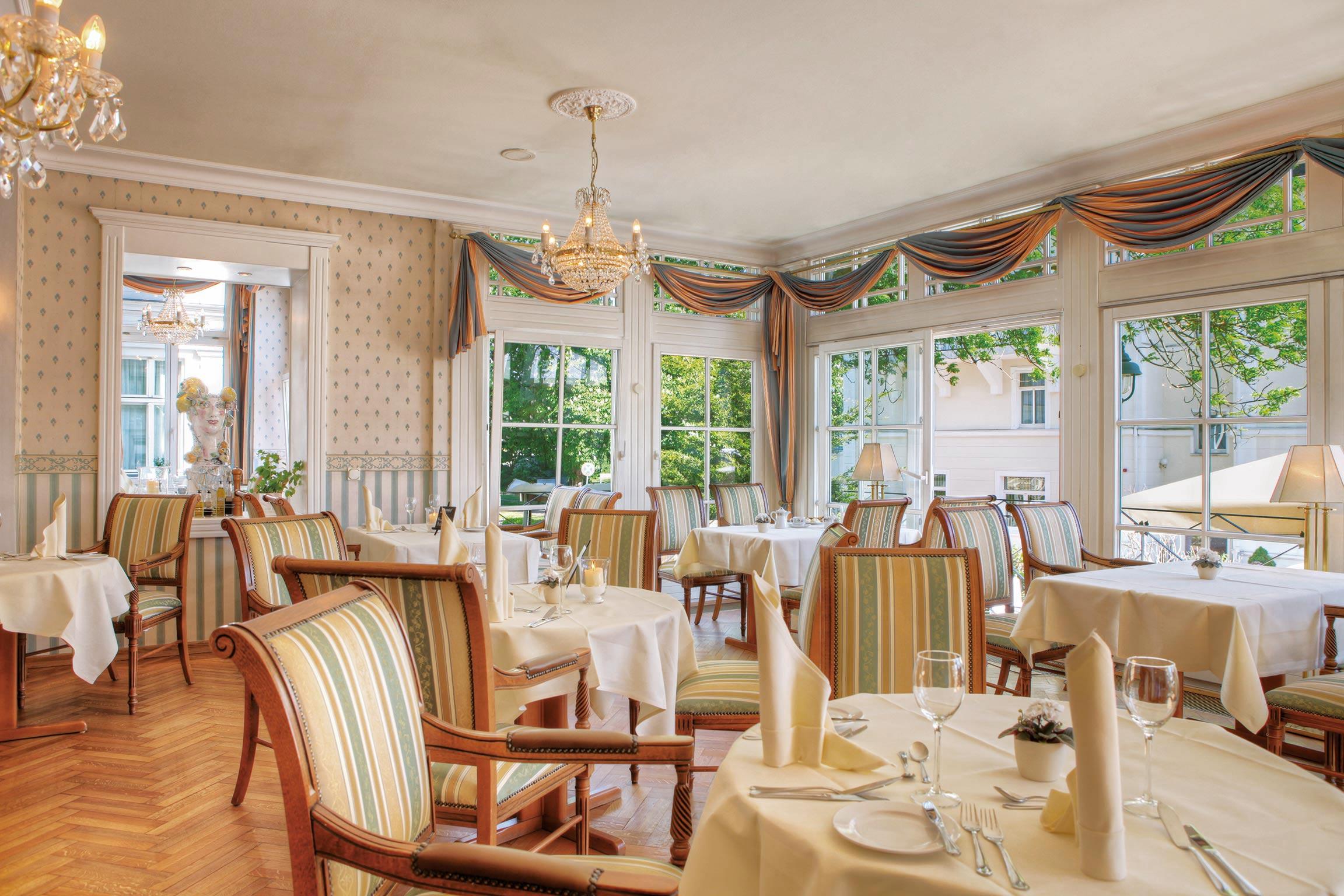 SEETELHOTEL Romantik Hotel Esplanade