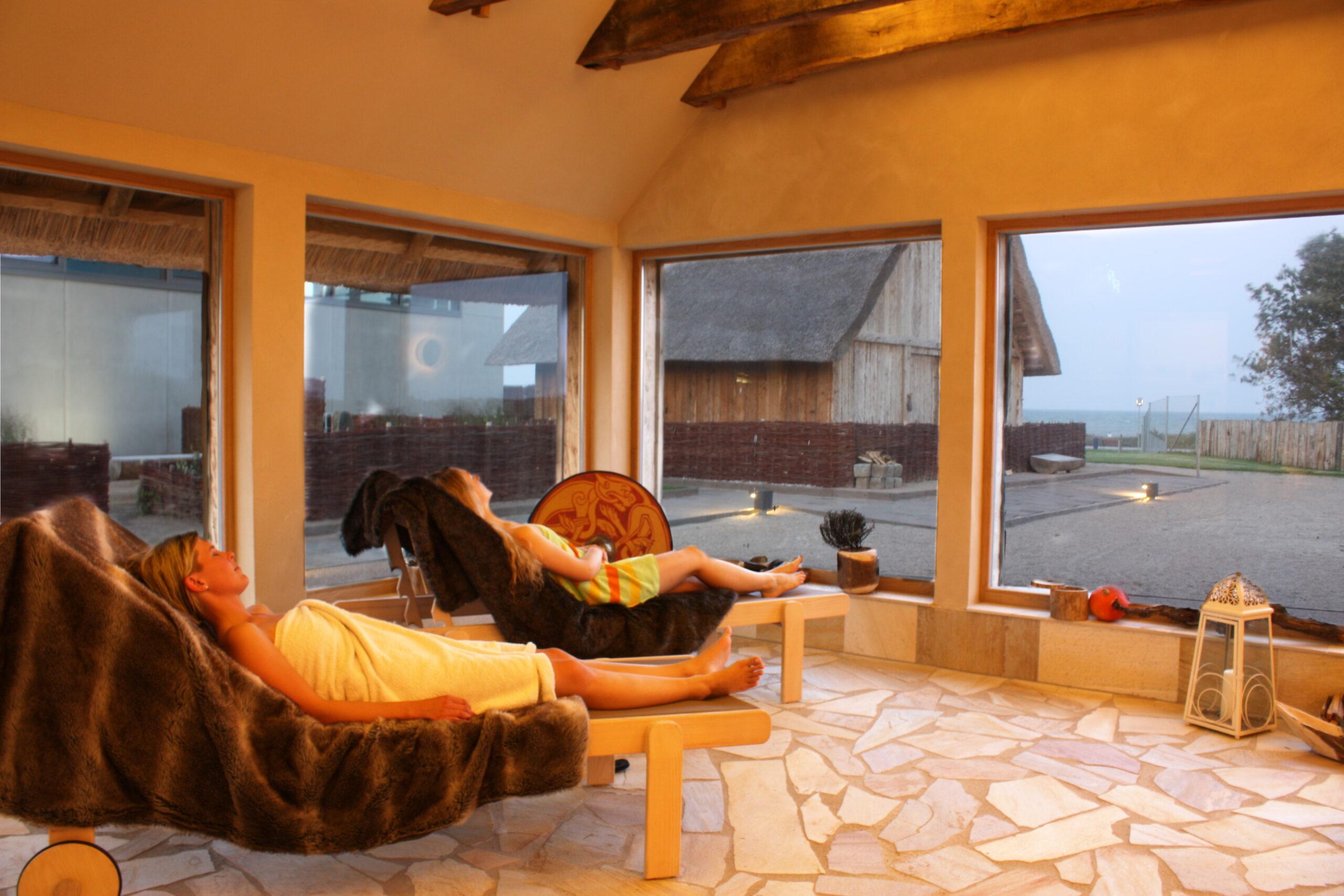 Das neue Hotel Midgard im Ostsee Resort Damp