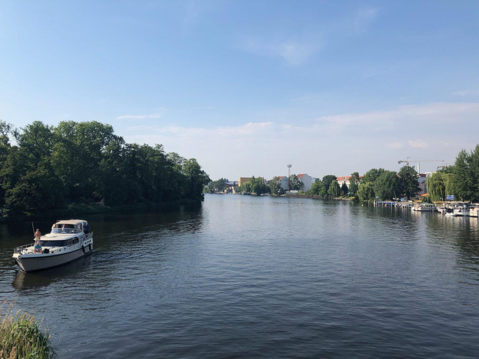 Natur mitten in Berlin