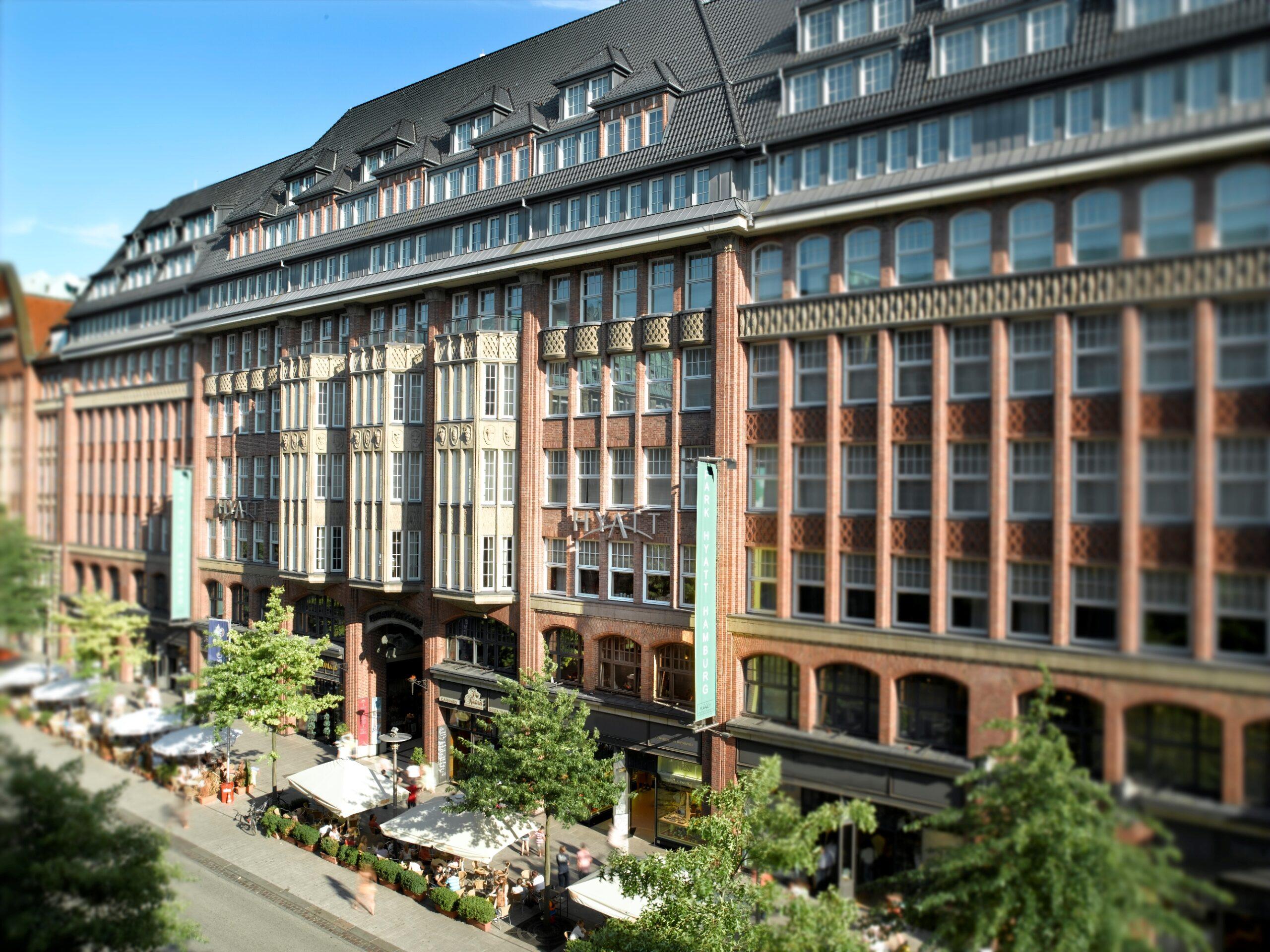 Hamburg erleben und im Park Hyatt Hamburg übernachten!