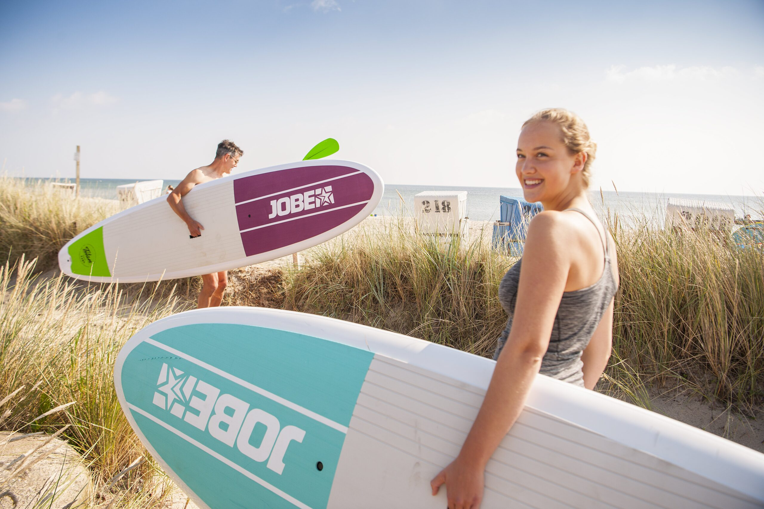 Urlaub für die ganze Familie – Ferienhäuser im neuen Dampland
