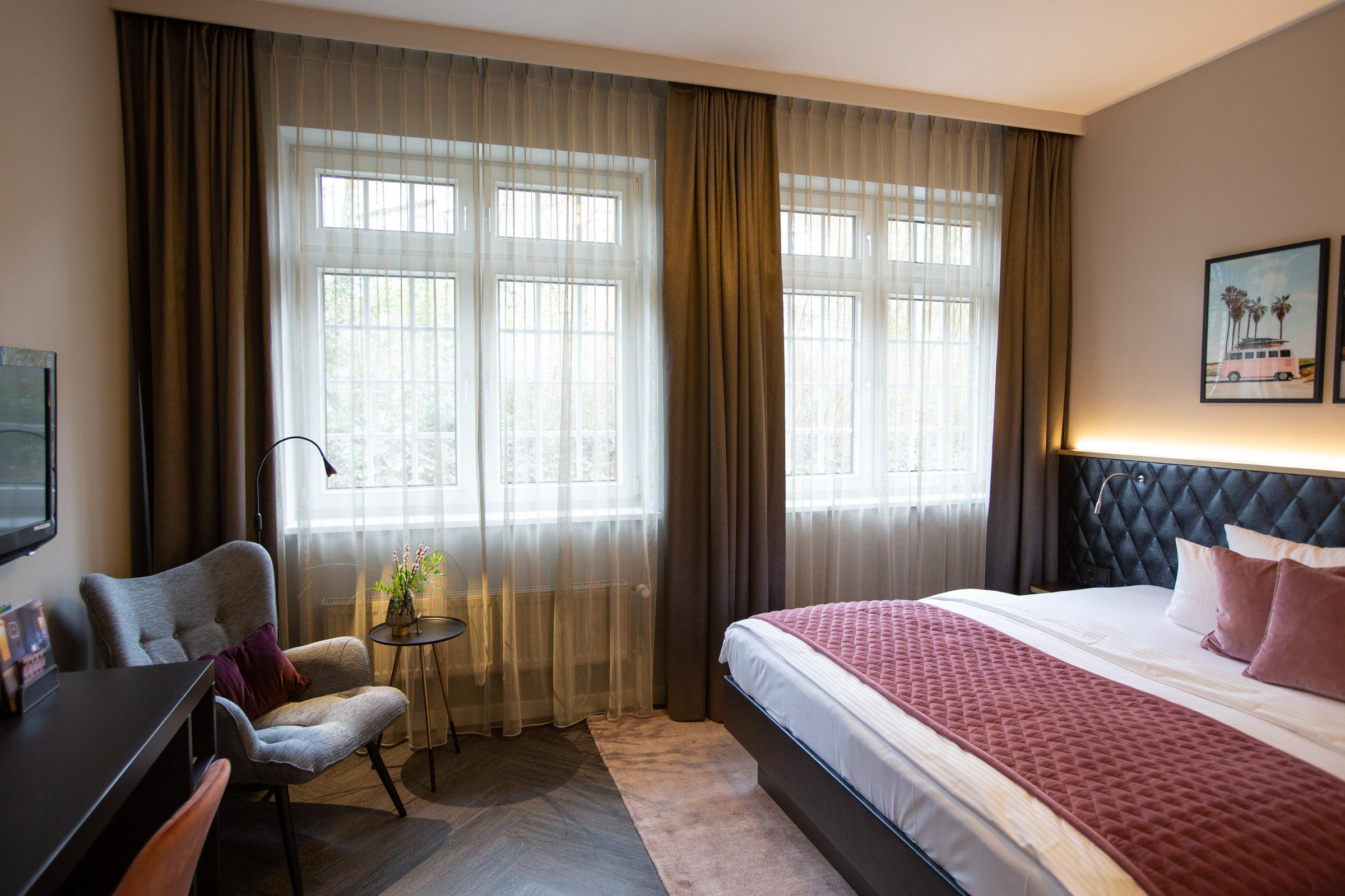 Boutique Hotel Poppenbütteler Hof