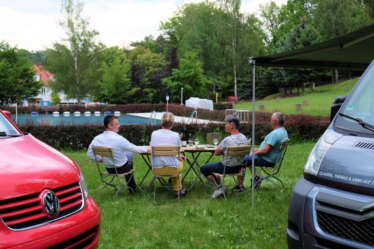 Campingplatz Radebeul – Bilz Camping