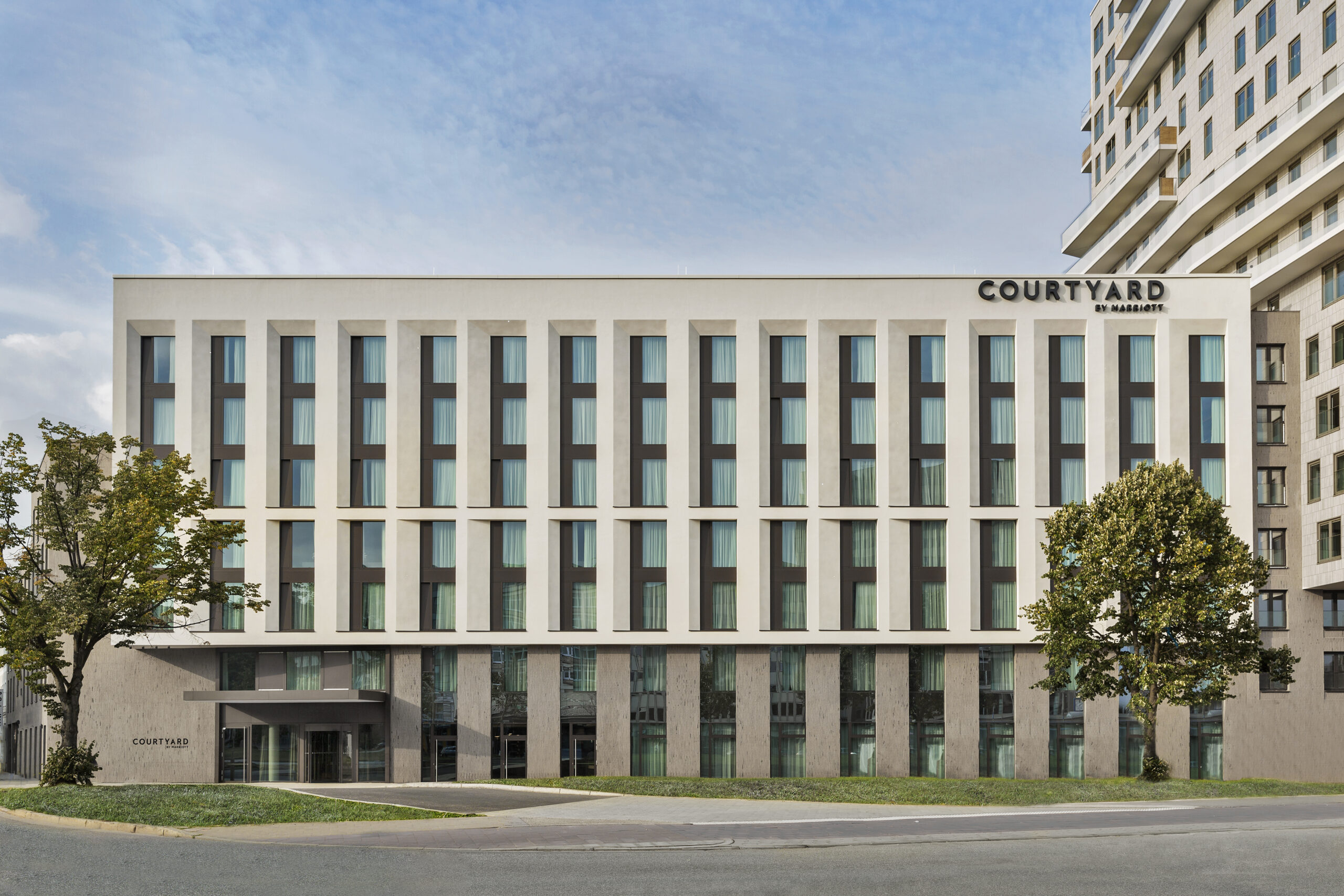 Courtyard by Marriott Hamburg City