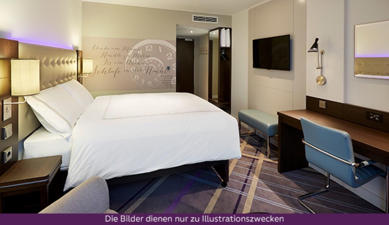 Premier Inn Hamburg St. Pauli Hotel