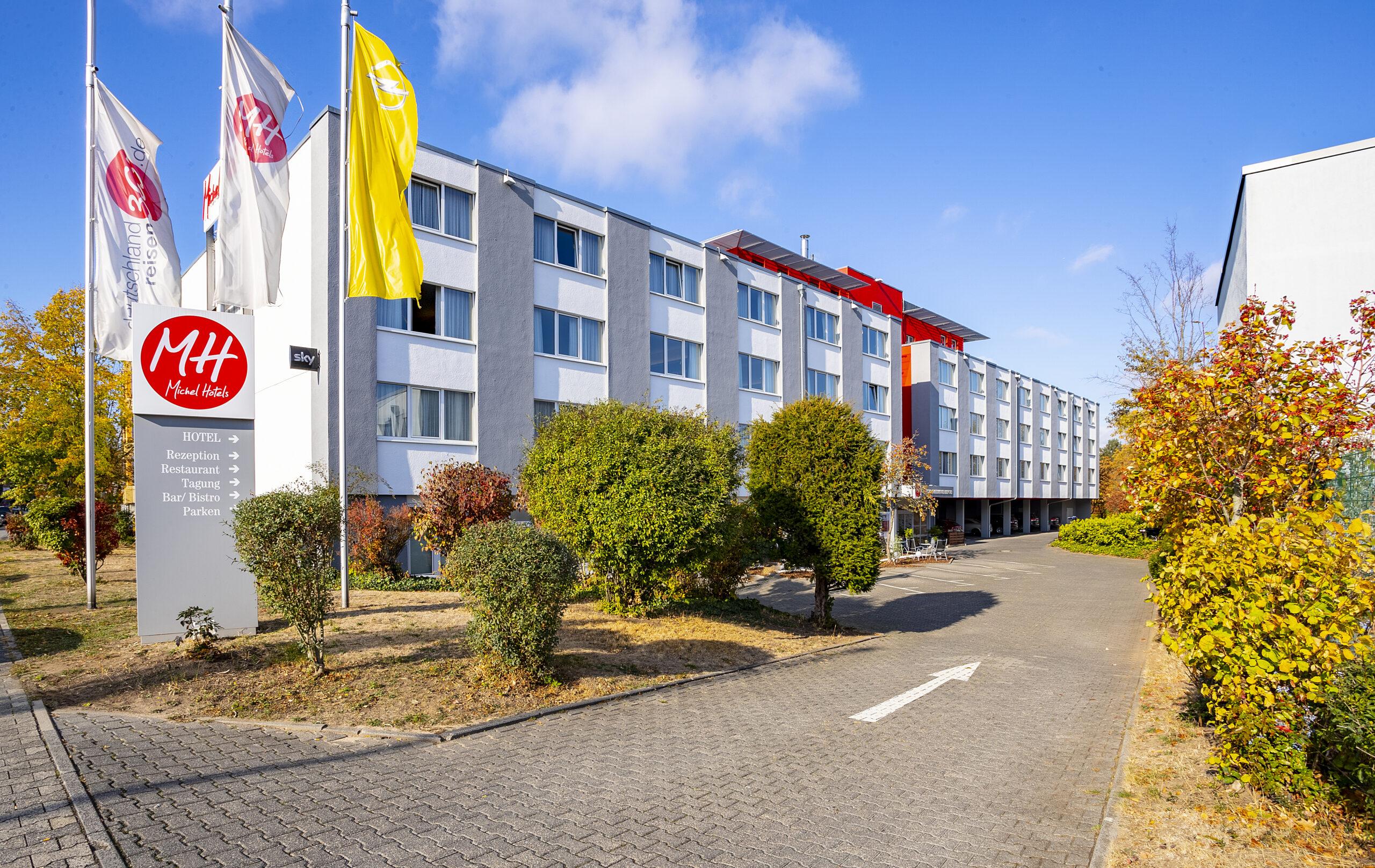 Michel Hotel Rüsselsheim Frankfurt Airport