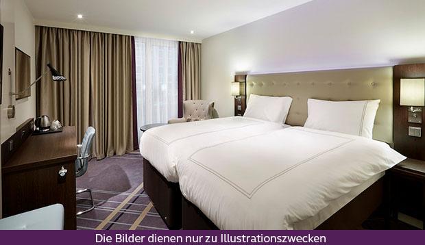 Premier Inn Frankfurt Westend